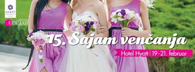 15. sajam vencanja u Beogradu hotel Hyatt