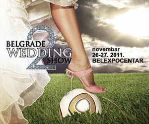 Belgrade Wedding Show 26-27.11.2011