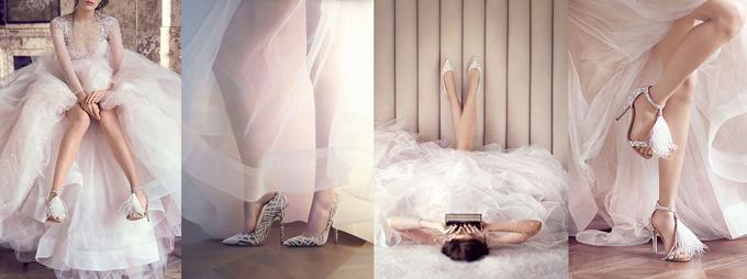 Izaberite EFEKTNE cipele za venčanje