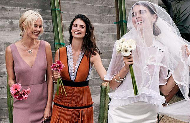 Kako da se obučete za letnje venčanje