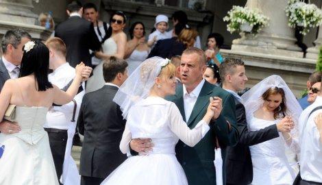 Kolektivno vencanje 17.05.2015