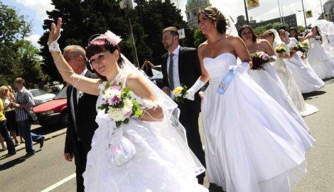 Kolektivno vencanje Beograd-sudbonosno