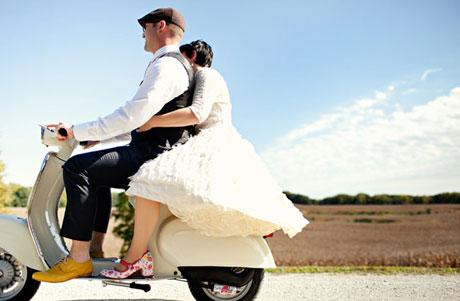 Piknik venčanje