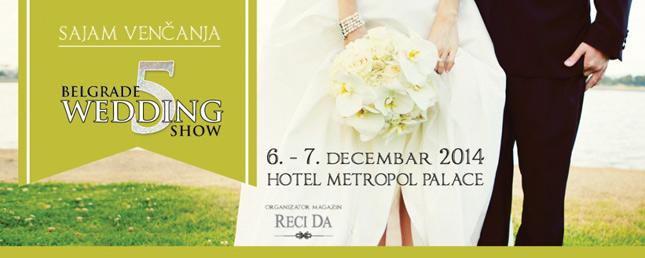 Sajam Venčanja- Hotel Metropol  Decembar 2014
