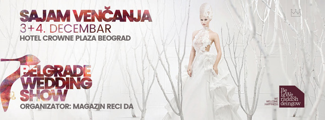 Belgrade Wedding Show 7-hotel Crowne plaza 2016