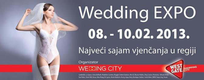 Zagreb - u  februaru 2013. ponovno Wedding Expo