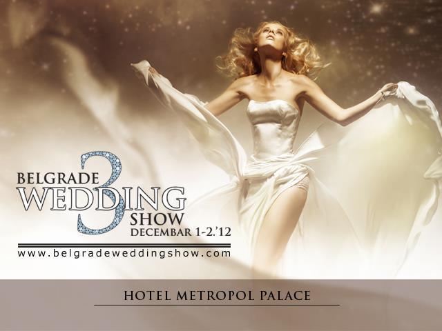 Wedding Show Hotel Metropol Palace 1.i 2.12.2012.