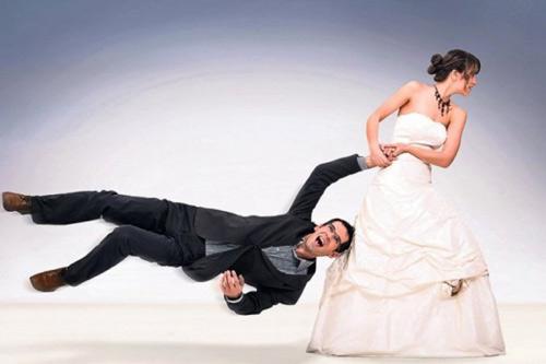 Zakazala venčanje, a nigde mladoženje